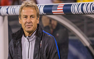 Klinsmann, en su etapa como seleccionador de Estados Unidos.
