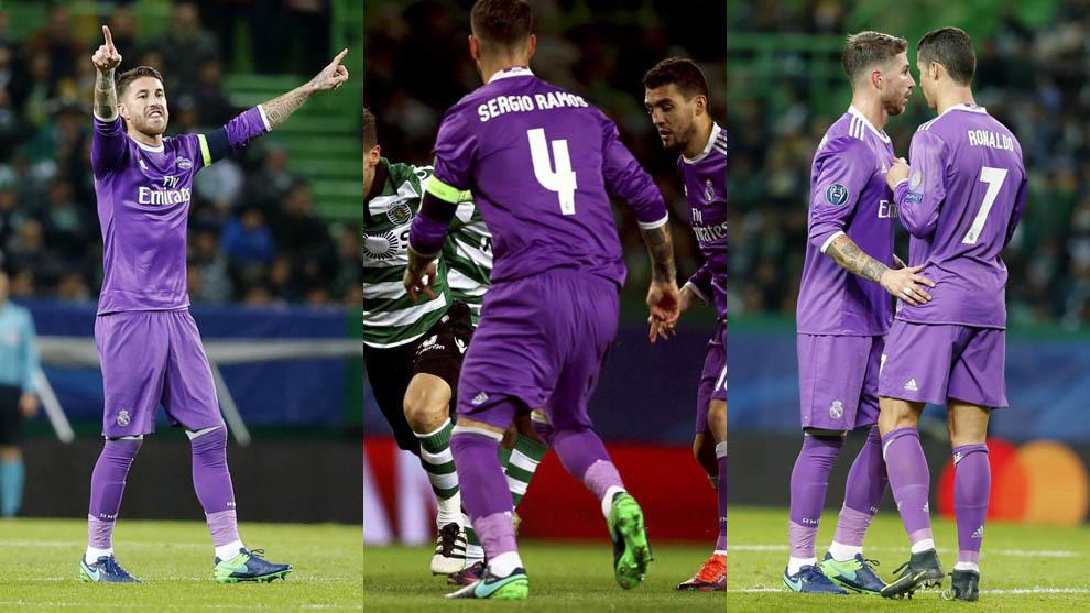 Sergio Ramos renovó con Nike y consiguió dos millones de euros al año