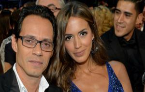 Marc Anthony y su esposa Shannon de Lima