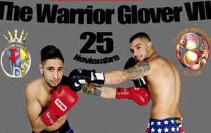 Cartel promocional del Warrior Glover VII