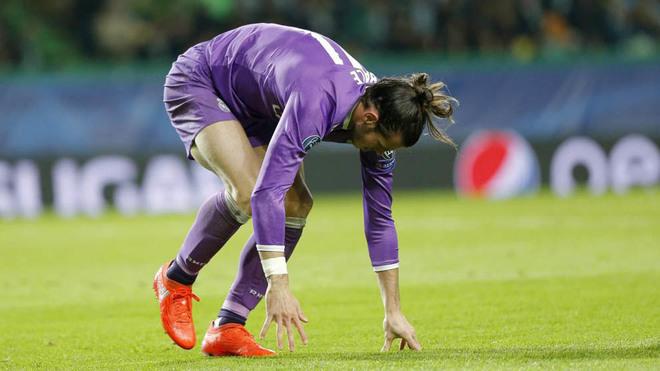 Bale se opera en Londres: mínimo dos meses de baja