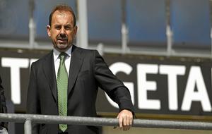Ángel Torres Sánchez, presidente del Getafe