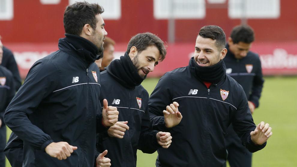 Mariano y Carriço no estarán ante el Valencia y Kolo y Correa los suplen en la convocatoria