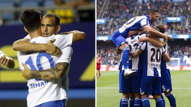 Málaga vs Deportivo en directo