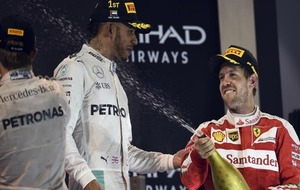 Hamilton y Vettel, hoy.