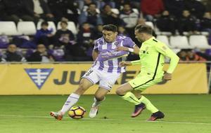 Mata durante el partido del sábado que les enfrentó al Almería