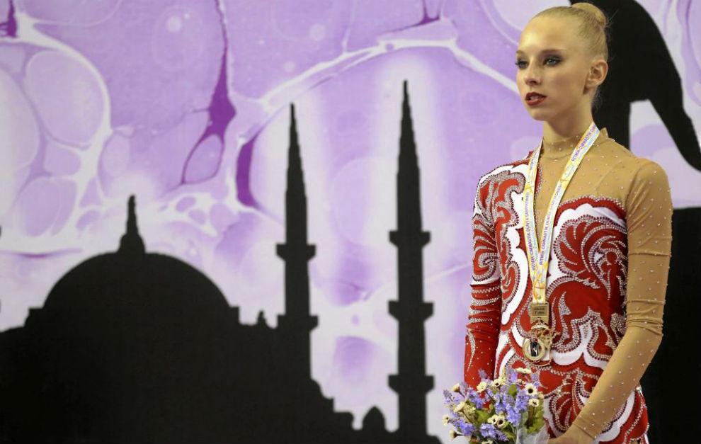 Yana Kudryavtseva.