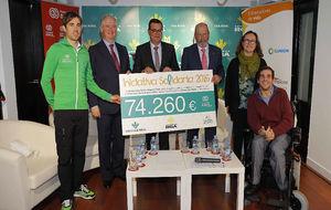 Arroyo, González de Castejón, Martínez Donoso, Moronta, Lobato y...