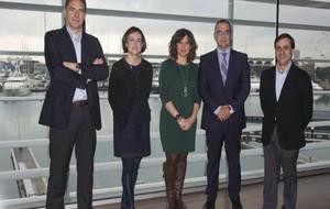 Javier Sáez, Elena Tejedor, Gemma Martínez, Juan Ignacio Gallardo y...