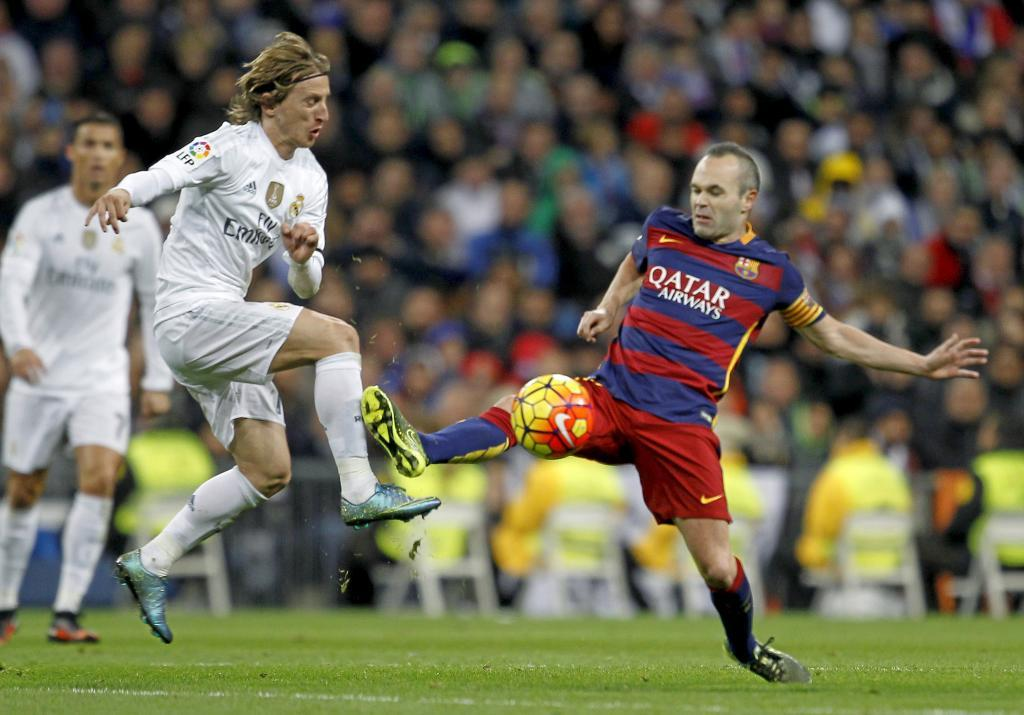 How up and for line could Clasico Real  Madrid Barcelona El