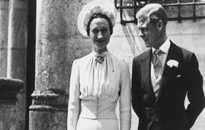 Los Duques de Windsor.
