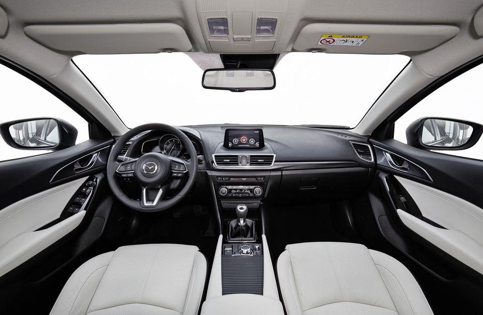 Mazda3 2017 M 225 S Atractivo Y Con Un Quot Piloto Quot Secreto
