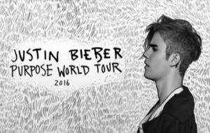Cartel promocional de su gira este 2016