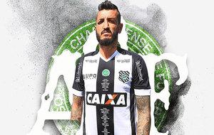 Así será la camiseta que lucirá el Figueirense en homenaje al...