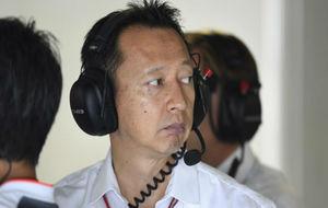 Yusuke Hasegawa, responsable de Honda en Fórmula 1