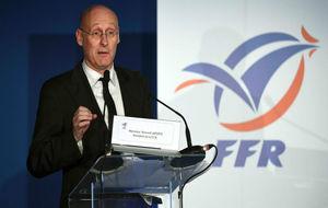 Bernard Laporte se convierte en nuevo Presidente de la Federación...