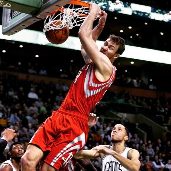 NBA: Los Brooklyn Nets Firman A Donatas Motiejunas