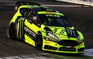Sordo y Rossi se miden al segundo en el Rally Show de Monza