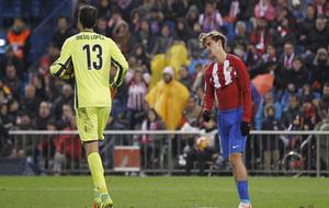 Griezmann no marca un gol en LaLiga Santander desde la 7ª jornada.