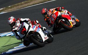 Márquez, Pedrosa y Alonso triunfan en Motegi
