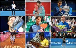 Victorias españolas en el circuito ATP en 2016.