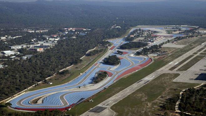 Circuito Paul Ricard : Fórmula el gran premio de francia volverá a la