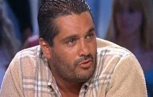 Mohamed Dridi en un programa de televisi�n