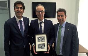 Haro, Torrecilla y López Catalán.