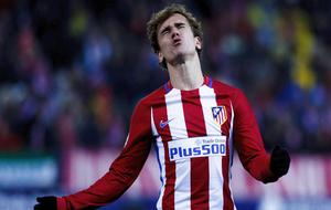 El jugador en un partido de liga contra el Espanyol.