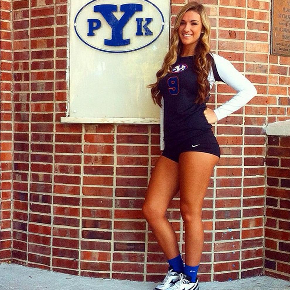 NBA - Voleibol: Kayla simmons | MARCA English