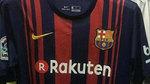 ¿Será está la camiseta del Barça en la temporada 2017-18?