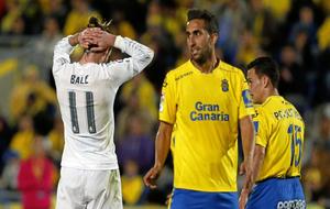 Ángel Montoro, durante el partido ante el Real Madrid
