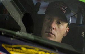 Latvala, subido al Polo WRC; el coche que ha pilotado las cuatro...