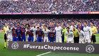 El Barcelona y el Real Madrid no se olvidaron del Chapecoense en el...
