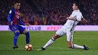 Neymar, el jugador más valioso del mundo para France Football, y...
