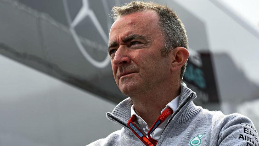 Paddy Lowe, director técnico de Mercedes