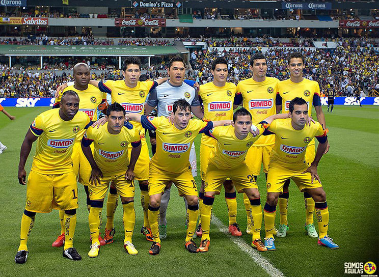 separation shoes 6be7c 08a77 10 things you didn't know about Club America   MARCA in English