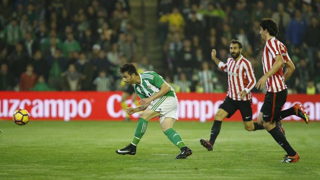 Rubén  Castro sigue con su racha Fantasy para tumbar al Athletic