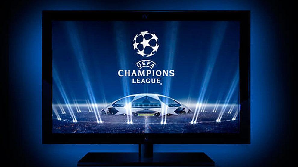 conoce todos los horarios y televisiones de los partidos de champions league
