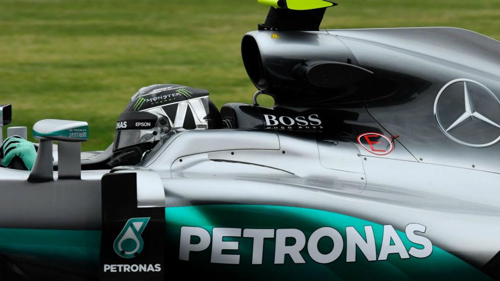 El asiento que deja libre Rosberg no tendrá sustituto antes de enero