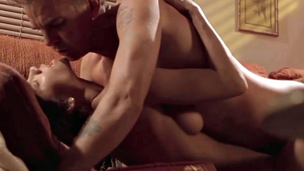 Haile berry sex scene