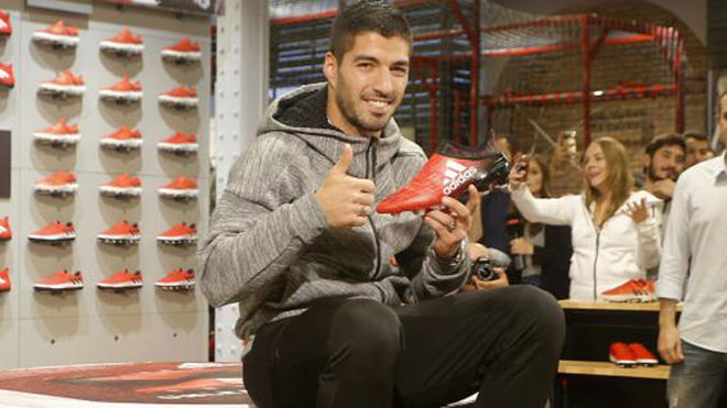 Suarez renews: My happiness will only be complete if Messi does so too