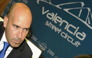 Gonzalo Gobert, director del Circuit Ricardo Tormo de Cheste
