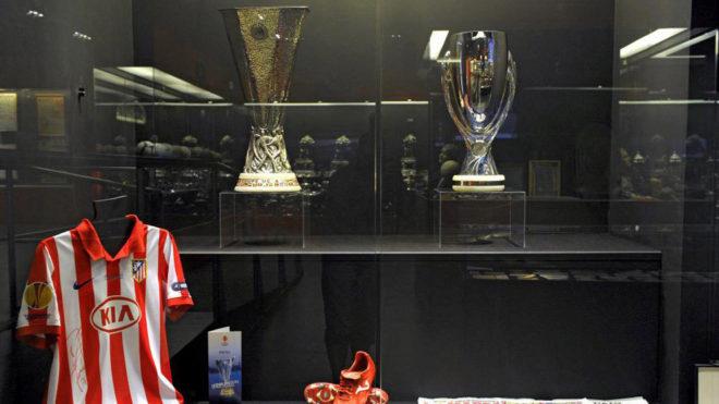 Una estancia del actual Museo Atlético