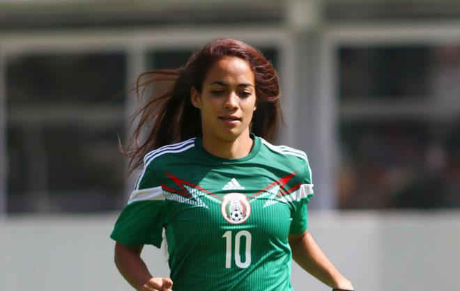 También ha sido seleccionada mexicana