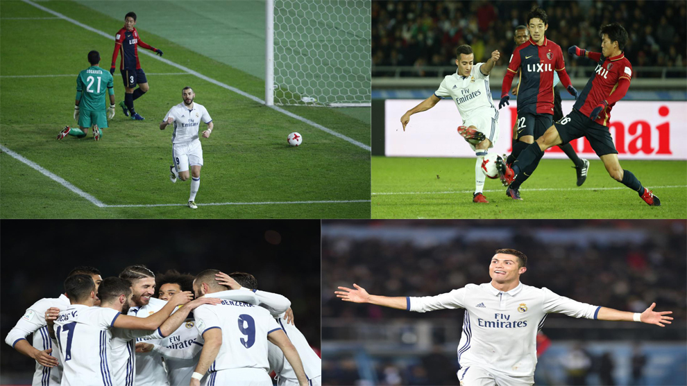 kashima antlers make real madrid fight for the title
