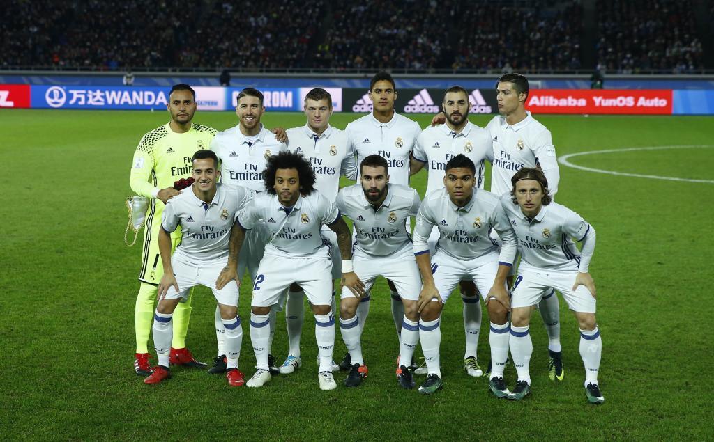 football real madrid