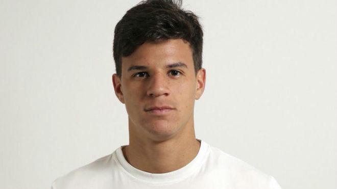 Galván, futbolista del Sao Paulo que interesa al Madrid.