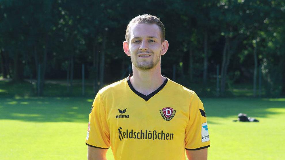 Marc Wachs Dynamo Dresden