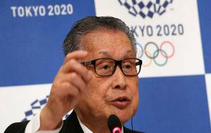 Yoshiro Mori, del Comité Organizador de Tokio 2020.